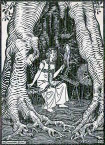 The White Lady of Hoog Soeren – asaga