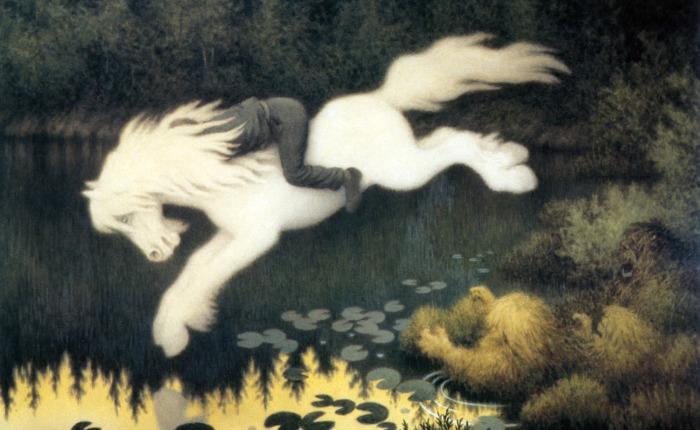 The Rider's Hole – evil spirits of themarsh